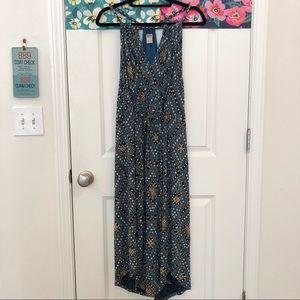 Large viscose dress by Lucky Brand